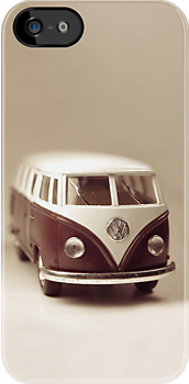 Volkswagon Bus by Susan Westervelt