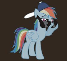 Rainbow Dash Style no text by Kuzcorish