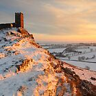 Brentor Church - Dartmoor National Park by garykingphoto