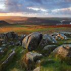 Sharpitor - Dartmoor National Park by garykingphoto