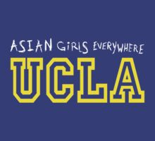 Asian Girls Everywhere, UCLA by BlueDelicious