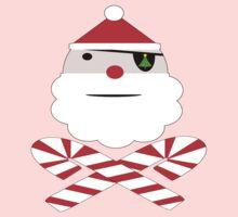 santa jolly roger Kids Clothes