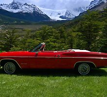 1965 Chevrolet Impala SS Convertible by TeeMack