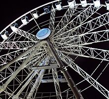 Big wheel keep on turning by biddumy