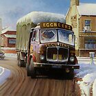 Eggbeer&#x27;s AEC Tinfront. by Mike Jeffries