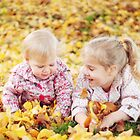 Autumn Princesses by Julie Thomas