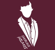 Sherlock Tee Holmes by KitsuneDesigns