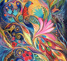 The King Bird by Elena Kotliarker