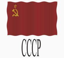 Soviet flag Kids Clothes