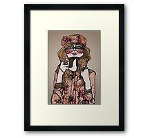 Hippie Chic Framed Print