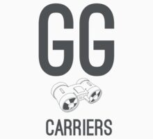 GG Carriers You will be missed by Failoan