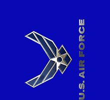 Air Force - iPhone Case by Buckwhite