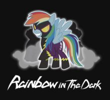 Rainbow Dash - Rainbow in the Dark by Julia Sprenz