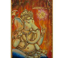 Ganesha Photographic Print