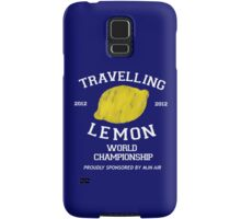 2012 Travelling Lemon World Championship Samsung Galaxy Case/Skin