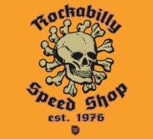 Rockabilly Speed Shop by SundaySchool
