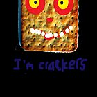 Crackers iPhone Case by Steve