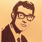 Buddy Holly by DanAkABungle