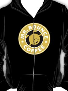 Mr. Bounce Coffee T-Shirt