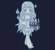 Werepop - Chandelier Ghost Girl by werepop