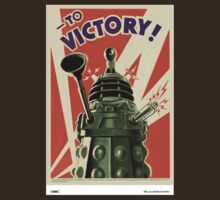 Doctor Who - To Victory Dalek by Ninboy