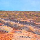 Outback Broken Hill by Elizabeth Moore Golding