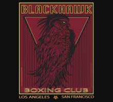 BLACKHAWK BOXING CLUB by Larry Butterworth