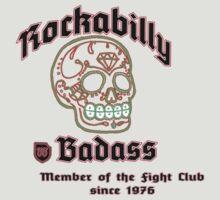 Rockabilly Badass by SundaySchool