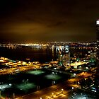 Night Landscape San Diego Part 1 by devinadewi