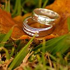 ... and with this rings ... our unending love. by Karue