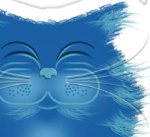 RIBBAR THE CAT Sticker