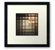 Fragments #2 Framed Print