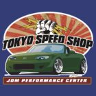 Tokyo Speed Shop by JDMSwag
