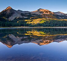 East Beckwith Mountain by Paul Gana