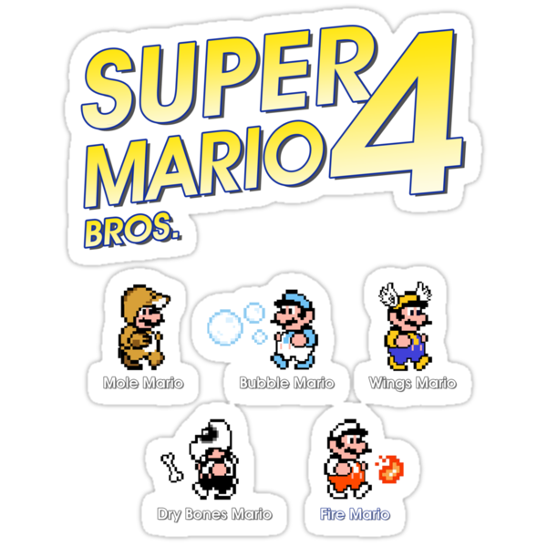 Super Mario Bros. 4 by thehookshot