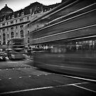 Piccadilly Circus, London by daynov