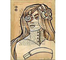 Iron Woman 6 Photographic Print