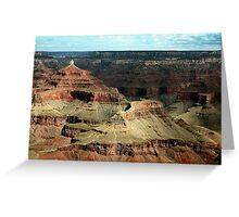 Grand Canyon South Rim Greeting Card