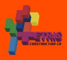 ETRIS CONSTRUCTION CO Kids Clothes