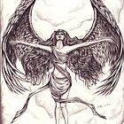 Wing Goddess by Chocobunni