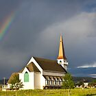 Laramie Valley Chapel by BrilliantBill