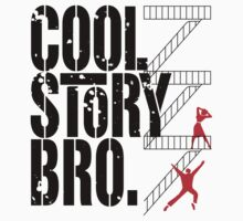 West Side Story, Bro. (Black) by BiggStankDogg