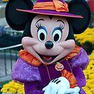 Minnie Mouse by Jsprentallphoto