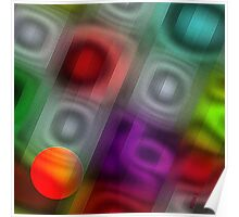 Abstract proclivity Poster