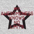 my awesomeness by vampvamp