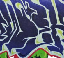 Graffiti Tees 11 Sticker