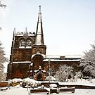 Ormskirk Snow by Liam Liberty