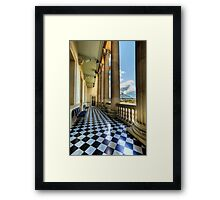 The View from Customs House • Brisbane • Queensland Framed Print