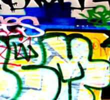 Brooklyn Graffiti 9 Sticker