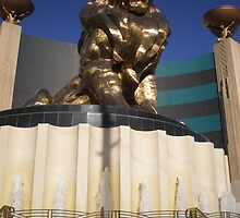 Lion at MGM Grand by haili30